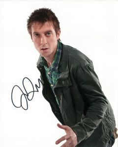 "Arthur Darvill ""Rory Williams"" (Doctor Who) 10 x 8  Genuine Signed Autograph 10568"